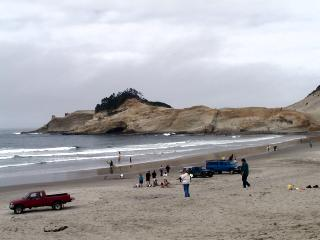 Pacific City North Beach