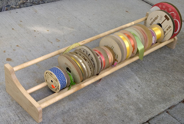 Ribbon and Roll Storage