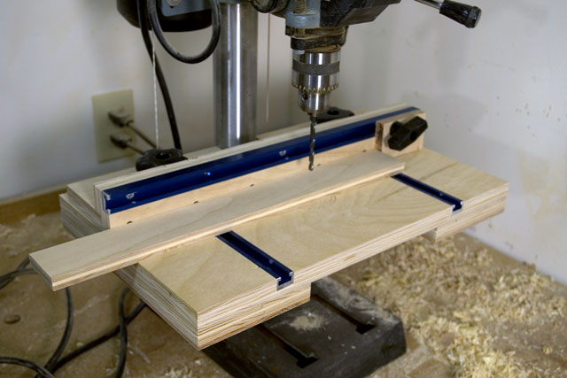 Drill Press Table/Fence