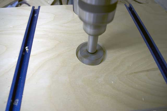 Drill Table