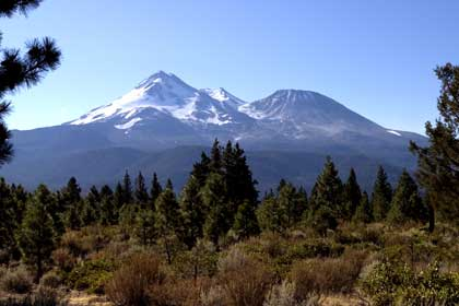 Mt. Shasta California
